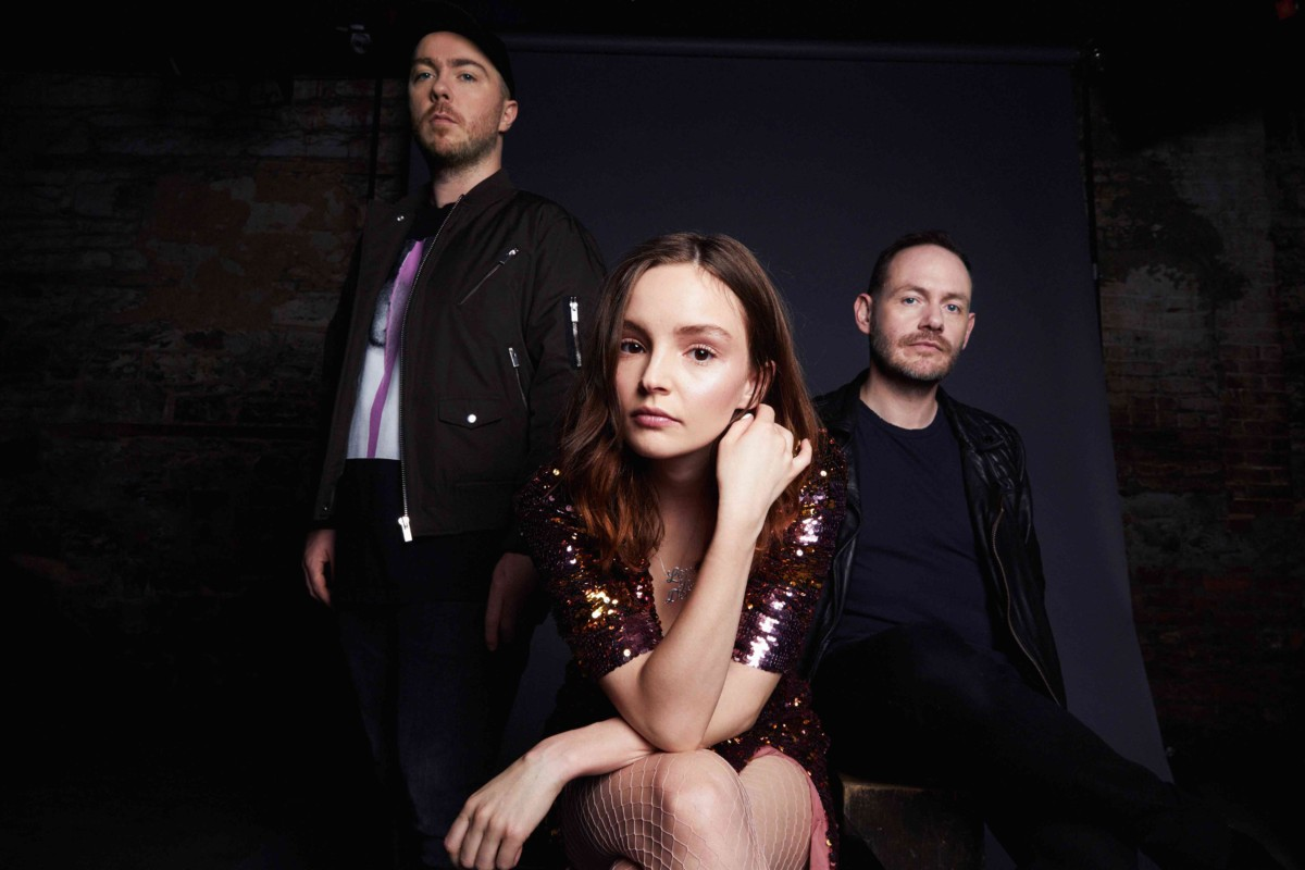 Chvrches for Dublin & Belfast